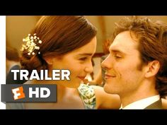 Me Before You Official Trailer (2016) - Emilia Clarke, Sam Claflin Movie    HAVE to see this #liveboldly