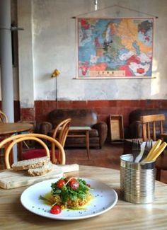 Granja Petitbo: decoración vintage y comida eco y hecha en casa