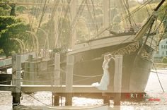 Mystic Seaport wedding