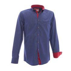 "BB Chum shirt ""Red Jeans"""