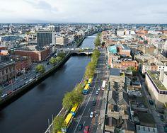 River Liffey - Dublin Ireland
