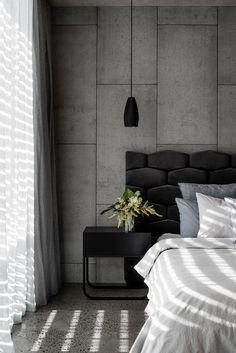 Oreo House | Taylor Pressly Architects | Media - Photos and Videos - 19 | Archello Modern Bedroom Design, Modern Bedrooms, Gothic Home Decor, Home Decor Pictures, Architect House, Beautiful Bedrooms, Beautiful Interiors, Beautiful Space, Victorian Homes