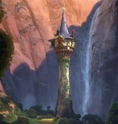 Resultado de imagem para a torre rapunzel
