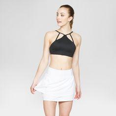 Women's Tennis Skort - White XS - Baseline