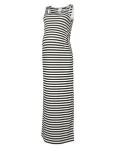 Maia stripe tank jersey maxi dress', Mamalicious Striped Tank, Maternity Dresses, Outfit Of The Day, Cool Outfits, Bodycon Dress, Cool Stuff, Clothes, Shopping, Style