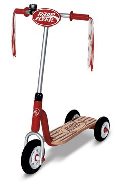 ASOBI 510 LITTLE RED SCOOTER - Availability: in stock - Price: £127.20