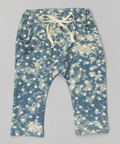Love this Blue Star Pants - Infant, Toddler & Kids on #zulily! #zulilyfinds