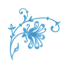 Marianne Design Creatables Die - Tiny's Flowers 1 LR0248