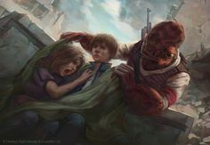 Star Wars: Age of Rebellion - Early Recruitment by AnthonyFoti on @DeviantArt
