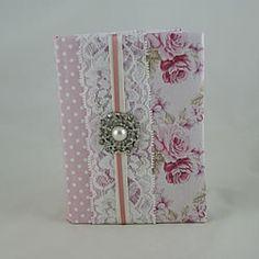 vintage style luxury notebook