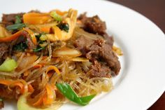 Japchae - I have GOT to learn to make this!