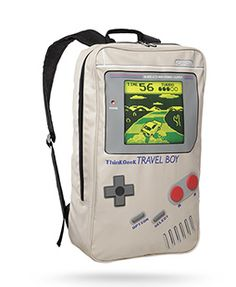 I personally think this is an AWESOME backpack!!! Get 30% off Back to campus stuff at ThinkGeek!!   http://www.coupondad.net/thinkgeek-promo-code/