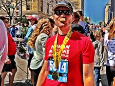 26.2 miles makes you hungry!