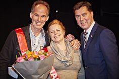 Manager Helen Norp & Popko Veenstra