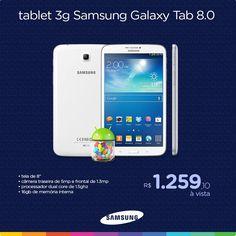 Hoje em dia não conseguimos mais ficar desconectados, não é mesmo? Por isso os smartphones e tablets estão sempre sendo inovados e melhorados.  Falando nisso, olhem a novidade: Tablet Samsung Galaxy Tab 3 com Android 4.2! http://maga.lu/1fUWLPy