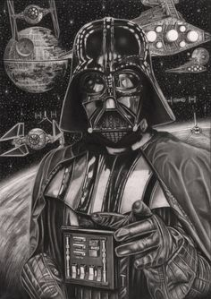 'THE EMPIRE NEEDS YOU' Graphite drawing by *Pen-Tacular-Artist on deviantART