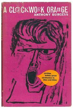A Clockwork Orange - Original Cover