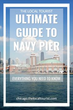 This is the ultimate guide to visiting Navy Pier in downtown Chicago. It has everything you need to know, including where to eat, what to do, and how to get there. All of the attractions are included, and you can even find places to stay near Navy Pier. It's the only guide you'll need when you visit one of Chicago's most popular attractions.