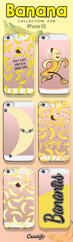 Power bananas! Shop these banana cases on our site now! https://www.casetify.com/search?keyword=banana | @casetify