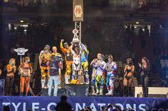 Das spanische Team gewann am Ende verdient und mit einem deutlichen Vorsprung die Freestyle of Nations. (Foto: NIGHT of the JUMPs)