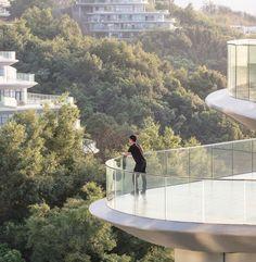 Еще одна важная особенность жилого комплекса  архитекторы предоставили всем  жителям пространство на открытом воздухе, 1a3fbee1884