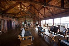 Great Room   Big Meadows Lodge   Shenandoah National Park, VA