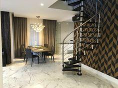Podlesie Residence Project Widok wnętrza ✨💜 #rezydencjapodlesie #nowyprojekt #realizacja #widokwnetrza #wielkieotwarcie #luksusowyapartament #design #interiordesign #bonaldo #quasar #tapetyarte
