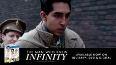 Tha Man WHo Knew Infinity - out Now on Blu-Ray, DVD & Digital Who Knows, The Man, Infinity, Digital, Music, Youtube, Fictional Characters, Muziek, Musik