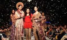 The Moral Fabric of #Pakistan's #Fashion Week   Politics, culture and religion impact every fashion market around the world, but, in Pakistan, they steer the industry like nowhere else. -- Over time, the industry has become accustomed to finding creative loopholes — and adroitly squeezing through them.