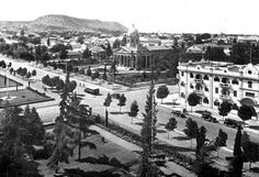 A Part of Bloemfontein with the Fourth Council Chamber building in the Background | Flickr - Photo Sharing!