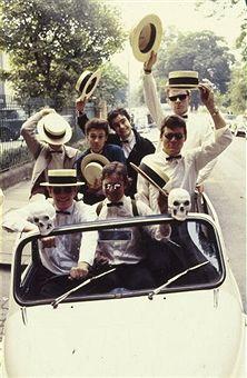 Madness pays homage to Harold Lloyd Band Pictures, Band Photos, Ska Music, Ska Punk, Harold Lloyd, One Step Beyond, Caroline Flack, Rude Boy, Northern Soul