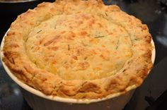 Kate's Kitchen: Wolfgang Puck's Chicken Pot Pie