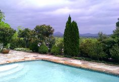 Brooks Pool Company   Pool With a View