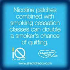 Smoke Free Nicotine Patches Do smokefree nicotine patches work ...