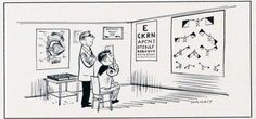 Need a laugh? 33 Scouting cartoons from 1964-66