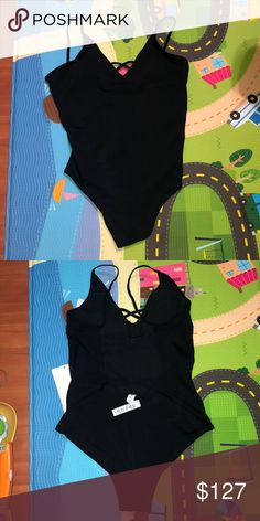 305393ae8 Lululemon One Piece Swimsuit Brand new. Color code  BLK. Low back. Skinny