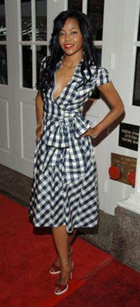 Amerie Diane Von Furstenburg Gingham Dress