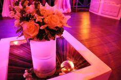 pink and cream wedding decor. #wedding#pink#cream#barbados http://www.facebook.com/EmmaCorrieDesigns