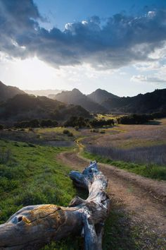 Destination #11: Malibu, CA....Malibu Creek State Park and Topanga Canyon!  Visiting these places will bring back so many memories of picnics, hiking, and clothes shopping in hippie stores! Let the good times continue...