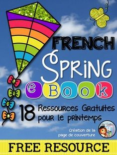 Check out this handy list of French spring videos for your French classroom with Safeshare links and other spring resources - free and paid - as well! Learning French For Kids, French Language Learning, Ways Of Learning, Learning English, French Flashcards, French Worksheets, French Teaching Resources, Teaching French, Teaching Ideas