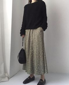 Girly Outfits, Grunge Outfits, Modest Outfits, Modest Fashion, Hijab Fashion, Cool Outfits, Fashion Outfits, Nude Outfits, Casual Hijab Outfit