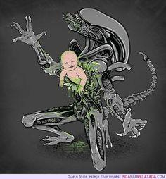 Baby Alien oO
