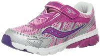 Saucony Girls Baby Ride 6 Running Shoe (Toddler/Little Kid)