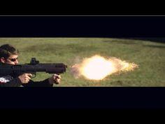 12 Gauge Bullpup!  Remington 870 transformed