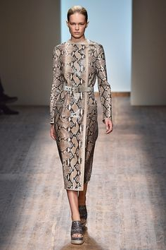 The 10 Milan Fashion Week Trends To Watch #refinery29  http://www.refinery29.com/milan-fashion-week-trends-2014#slide-14  Ferragamo