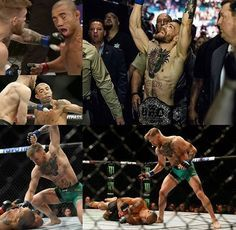 Conor Mcgregor defeats aldo in 13 seconds