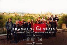 Erasmus+ in Spain #erasmusplus #erasmusplus2016 #erasmus #erasmuslife…