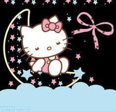 hello kitty good night - Buscar con Google