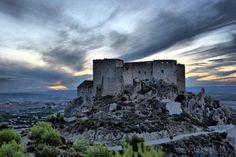 Castillo de Mula #Murcia