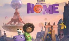 Home 2015 Full HD Movie Free Download Michael Fisher, Database Design, Dreamworks Animation, Animation Movies, Cute Alien, Home Movies, Love Signs, Pink Love, Wallpaper